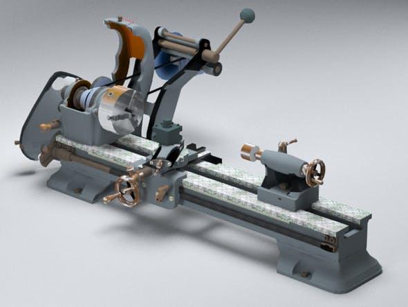 Craftsman - 3DOcean Item for Sale