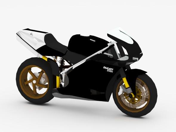 Ducati 998 - 3DOcean Item for Sale