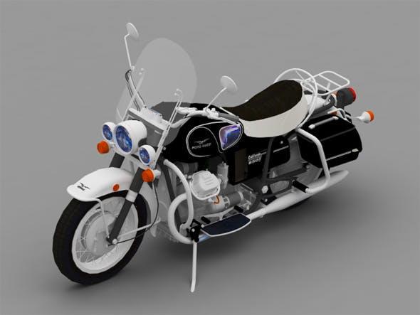 Motobike - 3DOcean Item for Sale