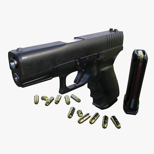 Gun Model Fa Glock