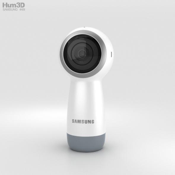 Samsung Gear 360 (2017) Camera - 3DOcean Item for Sale