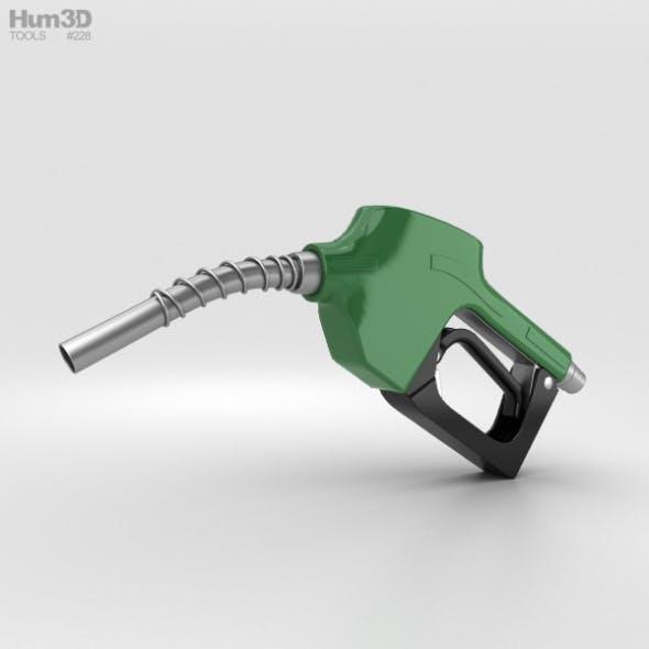Fuel Nozzle - 3DOcean Item for Sale