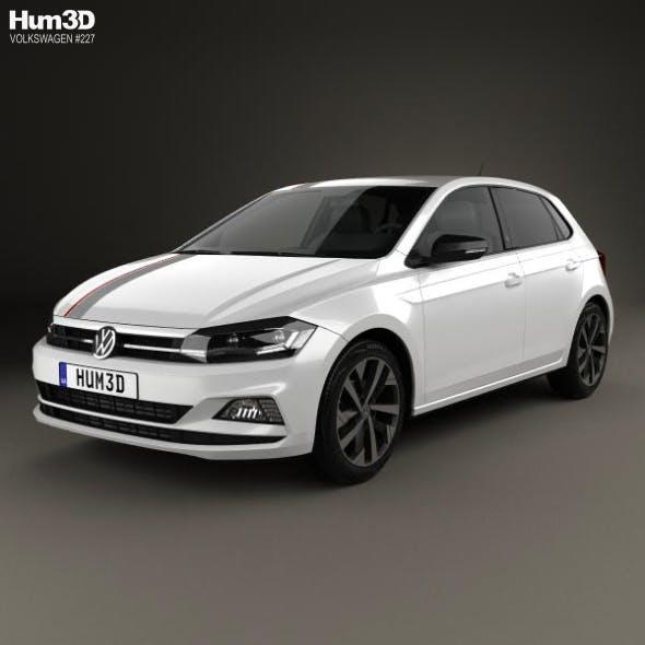 Volkswagen Polo Beats 5-door 2017 - 3DOcean Item for Sale