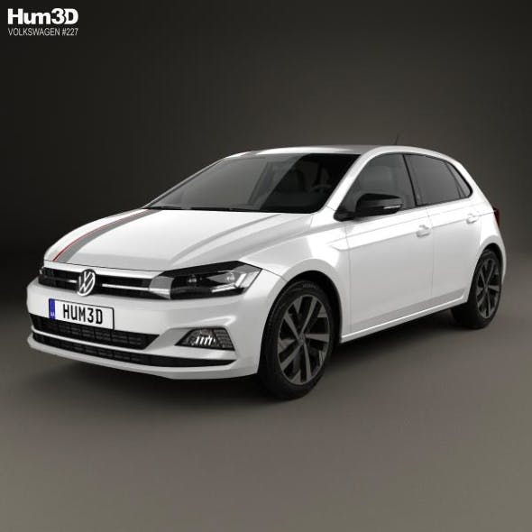 Volkswagen Polo Beats 5-door 2017