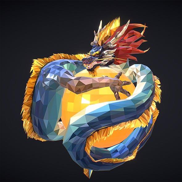 dragon - 3DOcean Item for Sale