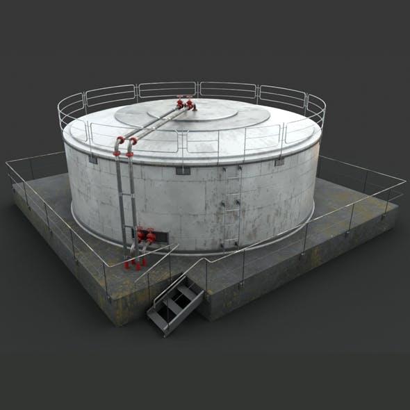 Oil / Gaz / Water tank