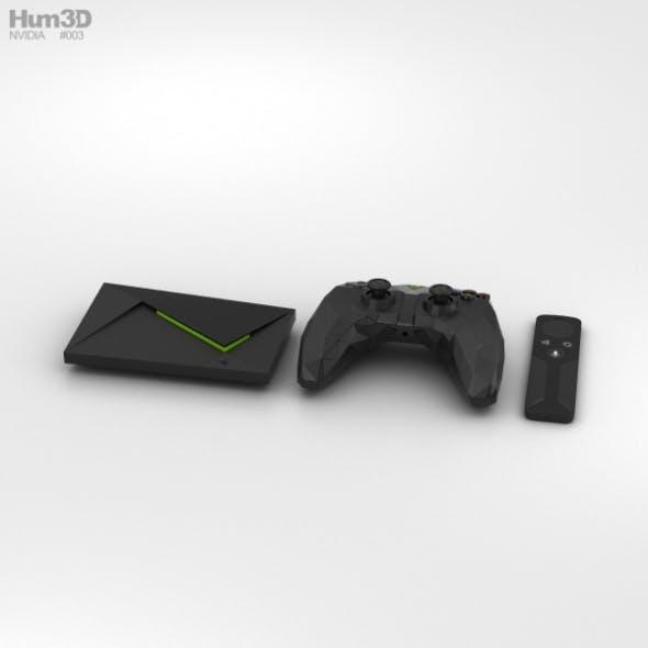 Nvidia Shield TV - 3DOcean Item for Sale