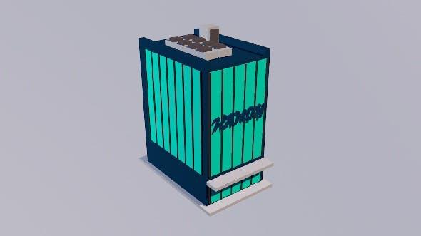 Building 1 - 3DOcean Item for Sale