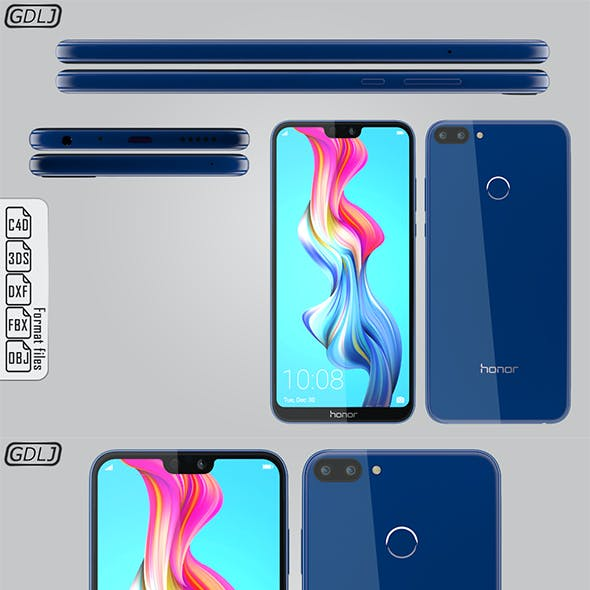 Huawei Honor 9N Sapphire Blue