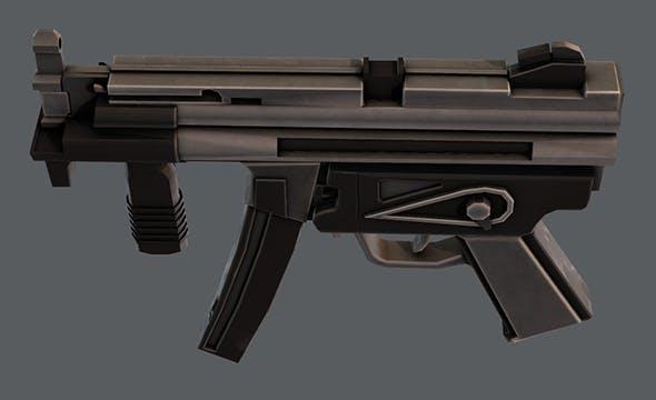 Gun 03 - 3DOcean Item for Sale