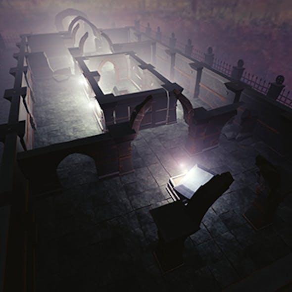 Fantasy Dungeon Assets