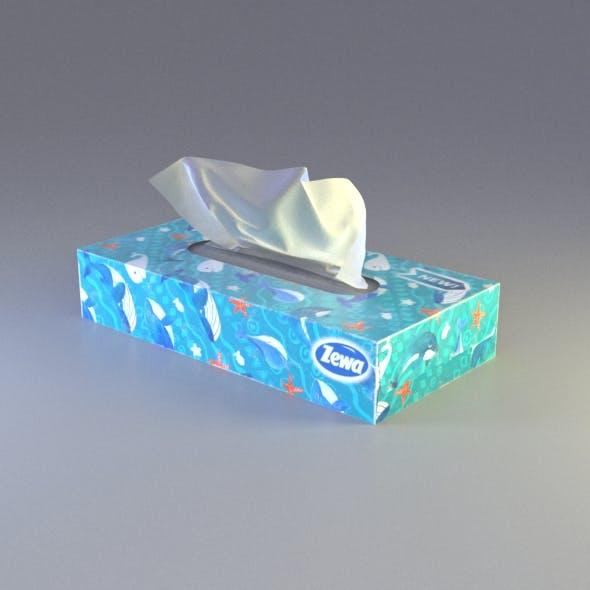 paper napkins box