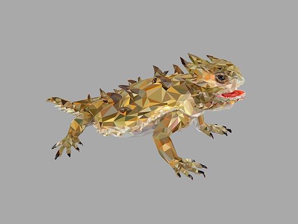 Lizard - 3DOcean Item for Sale