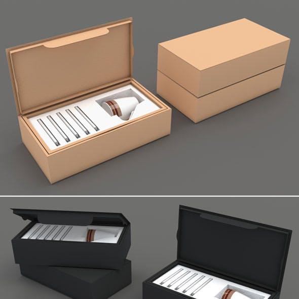 Gift Item Box Model