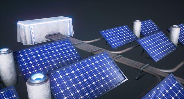 Mars Kitbash - Solar Systems - 3DOcean Item for Sale