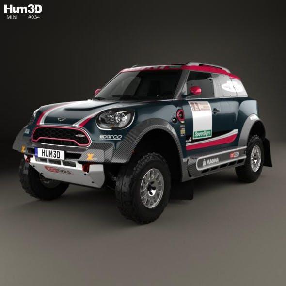 Mini John Cooper Works Rally 2017 - 3DOcean Item for Sale