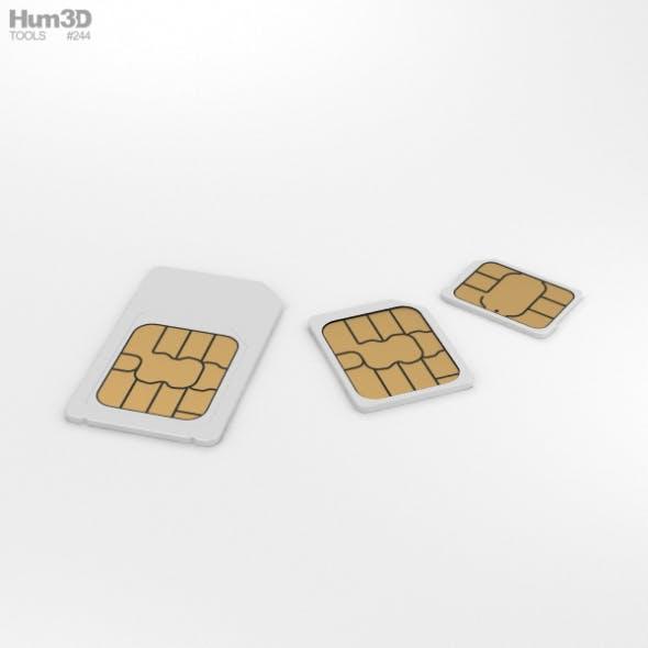 Sim Cards Set