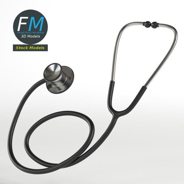 Stethoscope - 3DOcean Item for Sale
