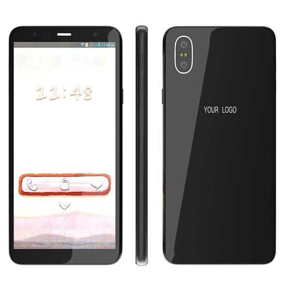 Generic Smartphone - 3DOcean Item for Sale
