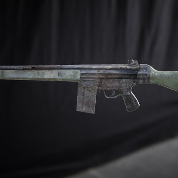 G3A4 Rifle