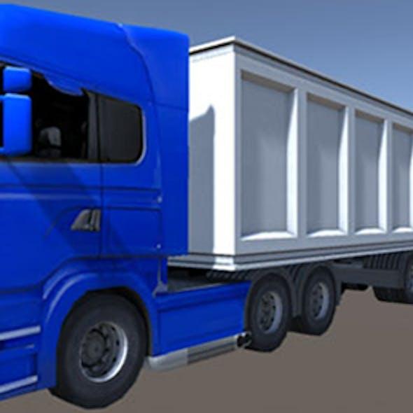 Industry Heavy Load Truck 1