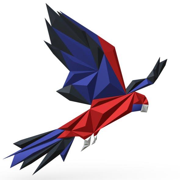 Parrot figure 3