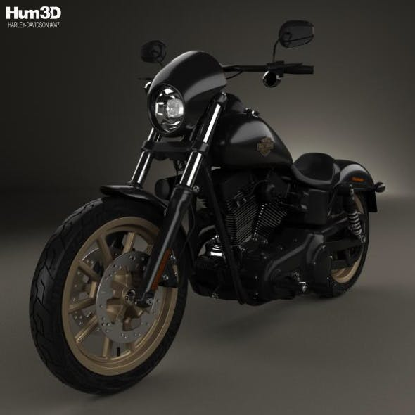 Harley-Davidson Dyna Low Rider S 2016