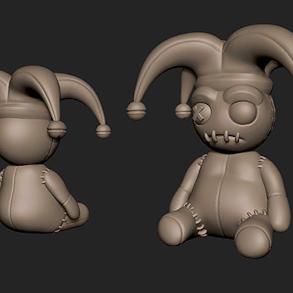 Voodoo Doll ISC