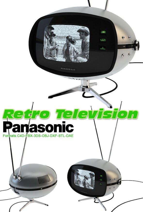 Television by kaahn | 3DOcean