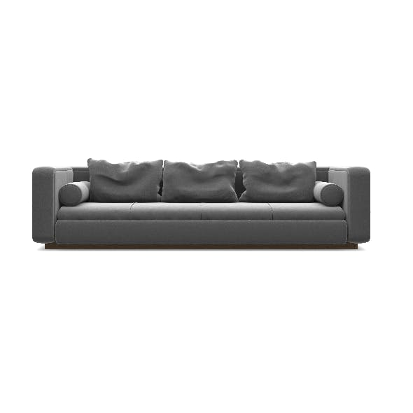 couch 6 - 3DOcean Item for Sale