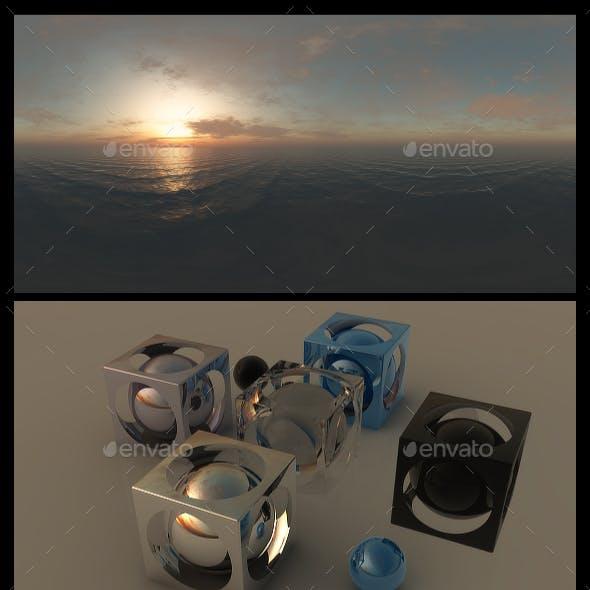 Ocean Dawn 15 - HDRI