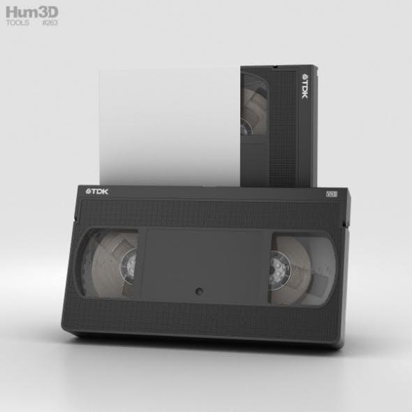VHS Cassette - 3DOcean Item for Sale