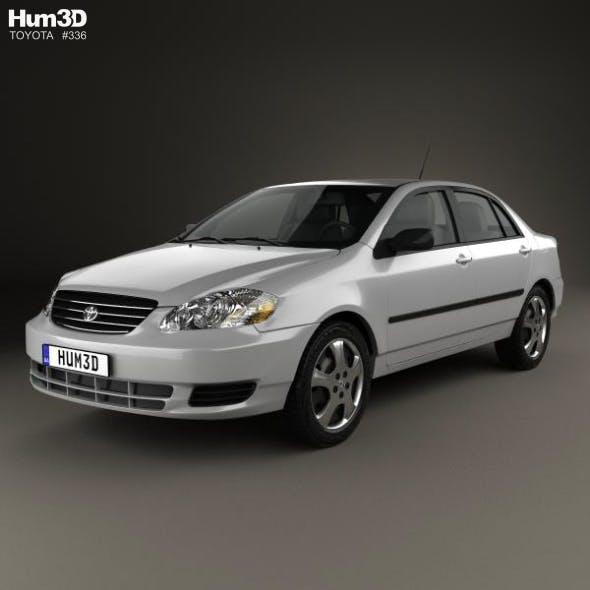 Toyota Corolla CE US-spec 2005 - 3DOcean Item for Sale