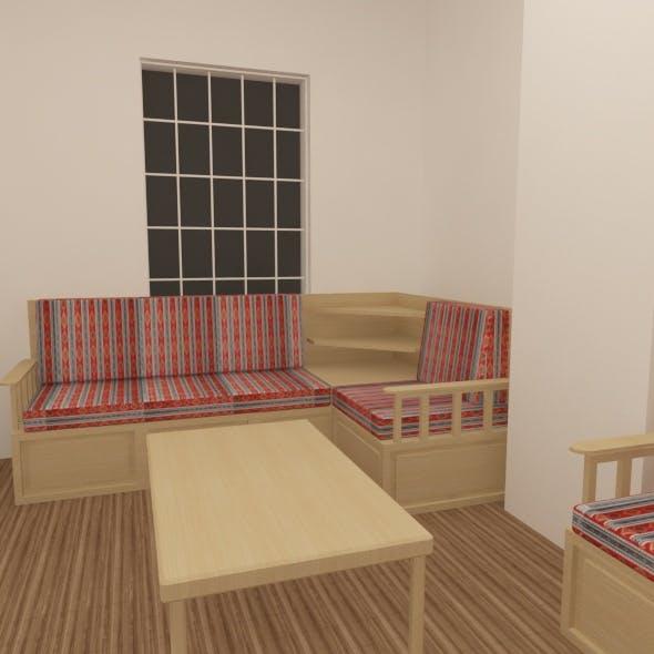 turkish chair