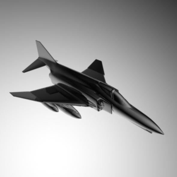 F4 phantom - 3DOcean Item for Sale