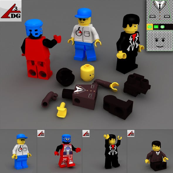 PC gaming LEGO