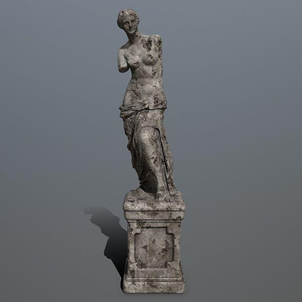 Venus_de_Milo - 3DOcean Item for Sale