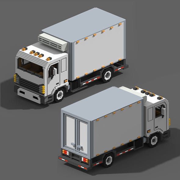 Voxel Refrigerated Truck