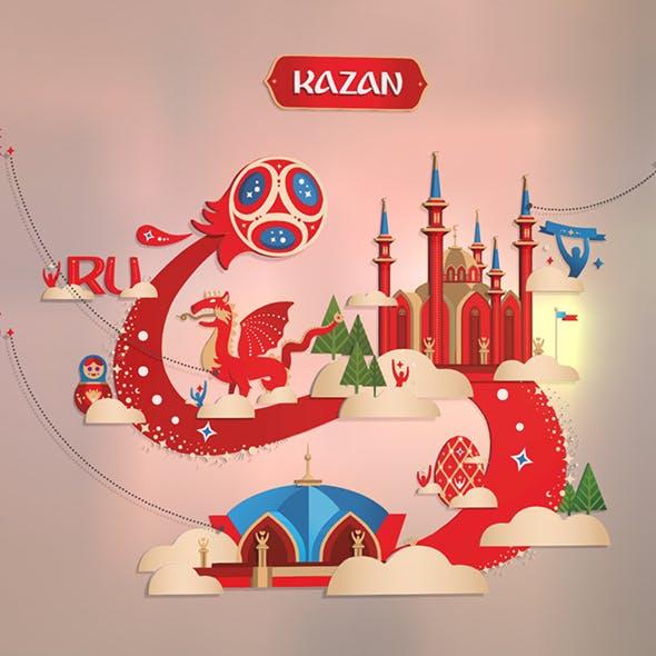 Russian style kazan