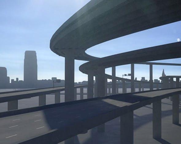 Freeway04 - 3DOcean Item for Sale