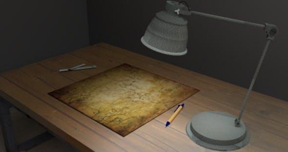 Simple Room - 3DOcean Item for Sale