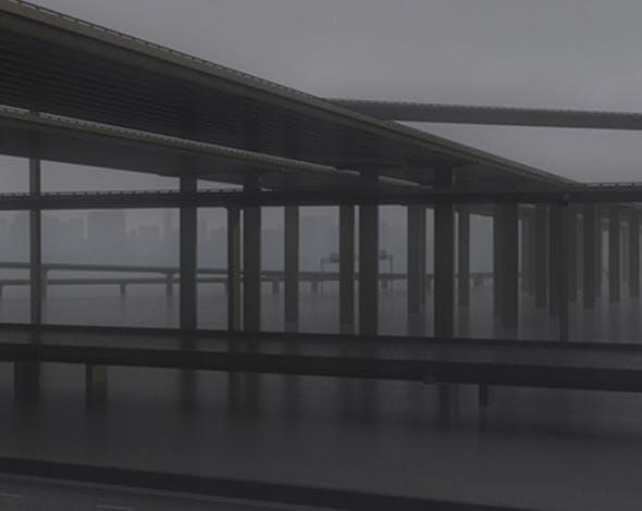 Freeway08 - 3DOcean Item for Sale