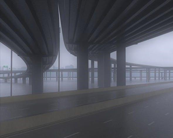 Freeway11 - 3DOcean Item for Sale