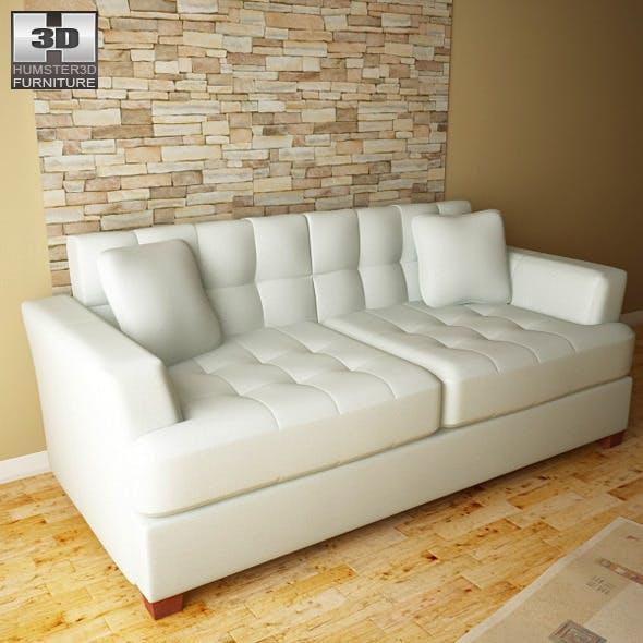 Ashley Zia - Spa Sofa