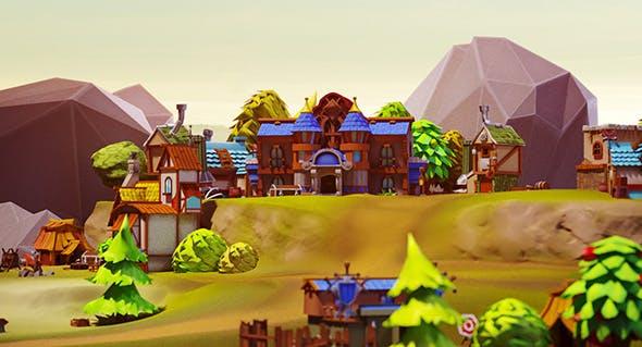 RPG Medieval Kit - 3DOcean Item for Sale