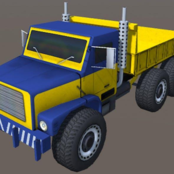 Industry Heavy Load Truck 2