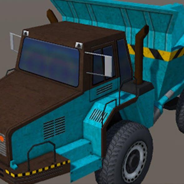 Industry Heavy Load Truck 3
