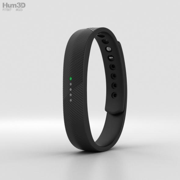 Fitbit Flex 2 Black - 3DOcean Item for Sale