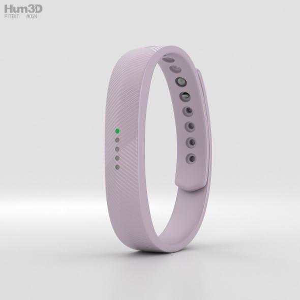 Fitbit Flex 2 Lavender - 3DOcean Item for Sale