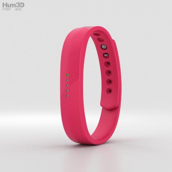 Fitbit Flex 2 Magenta - 3DOcean Item for Sale